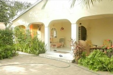 Cozy Family House for Sale in Kololi The Gambia