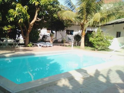 Guesthouse Lodge in Brufut for Sale in Gambia