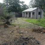 Plot with Unfinished Bungalow Gunjur Gambia for sale