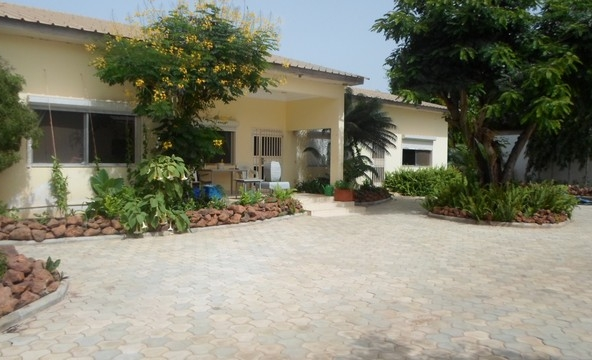 Furnished house for sale Kerr Serign Gambia