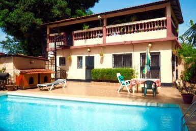 Nice Guesthouse for Sale in Kololi
