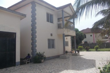 1 Storey House Brufut Gardens Gambia for rent