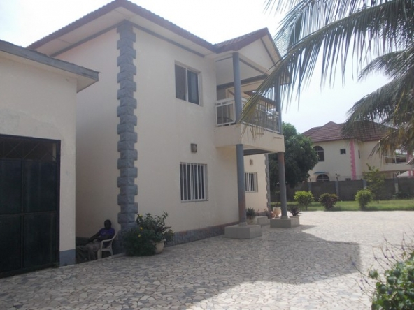 Storey House Brufut Gardens Gambia for rent