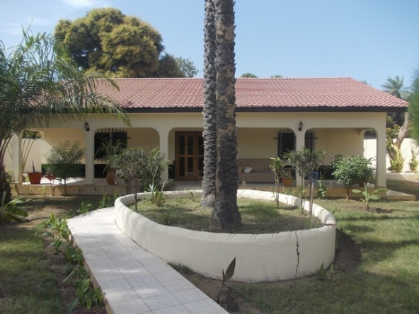 Bungalow House for Sale Brufut Gambia