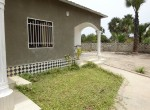 modern 3 bed bungalow in sanyang o
